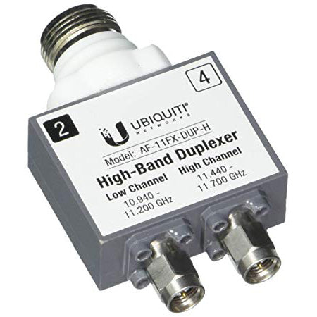 Ubiquiti airFiber 11-GHz Modular High-Band Duplexer