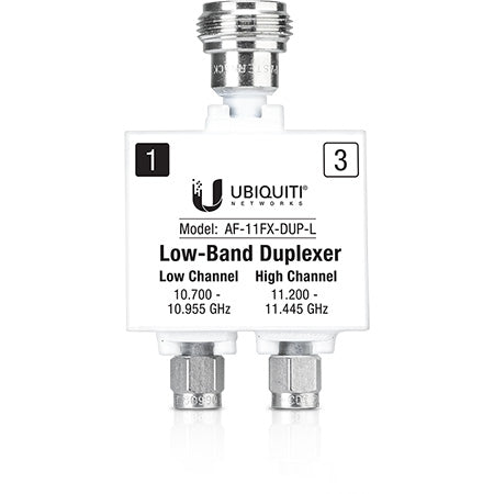 Ubiquiti airFiber 11-GHz Modular Low-Band Duplexer