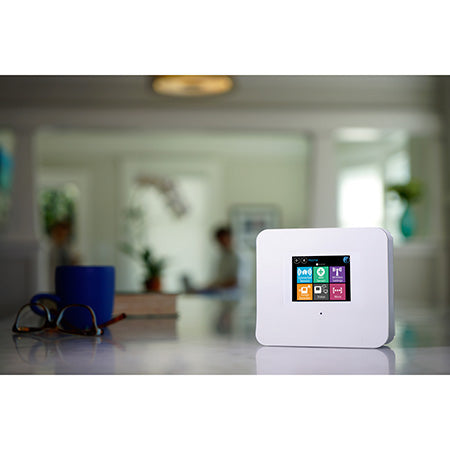 Securifi Almond 3 Touchscreen Smart Home Wireless WiFi Router with Easy Setup - 3-pack - White
