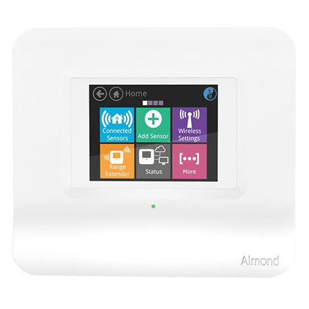 Securifi Almond 3 Touchscreen Smart Home Wireless WiFi Router with Easy Setup - White
