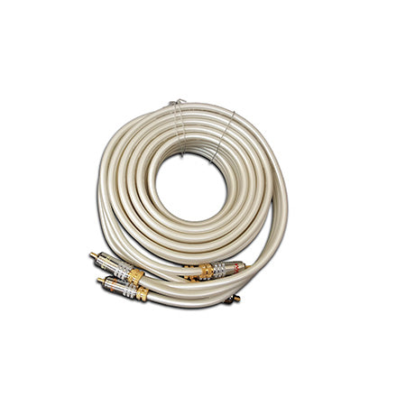 Wireworks Composite AV Cable - 4-meter (13-ft) - White