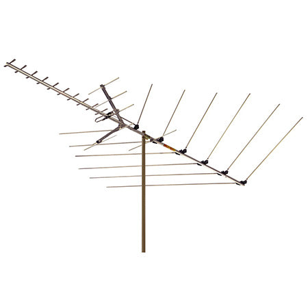 RCA Outdoor Yagi HDTV 160-km (100-mile) Antenna with 150-in Boom