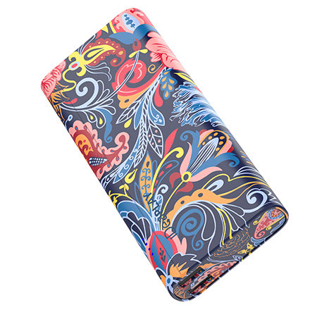 iDeaPLAY 10,000-mAh Power Bank for Phones and Tablets - Pattern Paisley