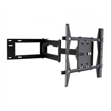 Best View Mounts Articulating TV Wall Mount 32-in to 60-in - Black