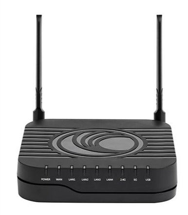 Cambium Networks cnPilot R201P Dual Band 802.11ac Wireless Managed Home and Business Router with ATA and PoE