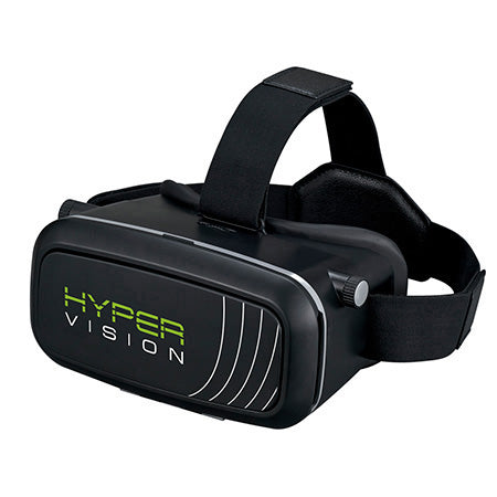 Hyper Vision 3D Virtual Reality Glasses  - Open Box