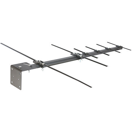 Channel Master STEALTHtenna Outdoor VHF/UHF 80-km (50-mile) HDTV OTA Antenna - Black