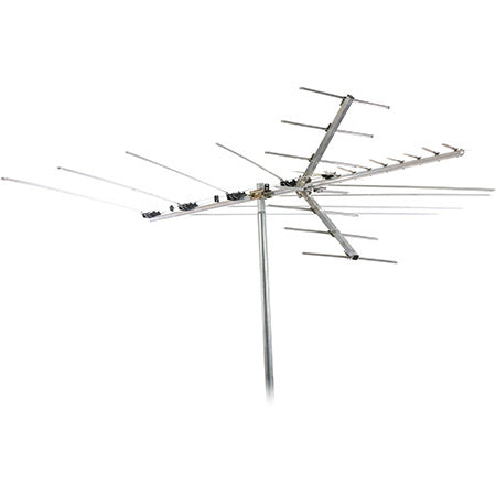 Channel Master Advantage VHF/UHF FM HDTV 72-km (45-mile) OTA Antenna