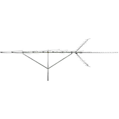Channel Master Advantage VHF/UHF FM HDTV 160-km (100-mile) OTA Antenna
