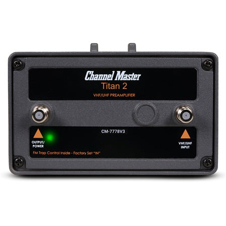 Channel Master Titan 2 HDTV Medium Gain Preamplifier