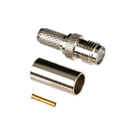 Shireen SMA Female RG58 Crimp Connector