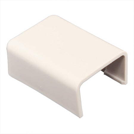 Construct Pro 5-Pack Raceway End-Caps 5-mm (1.38-in) - White