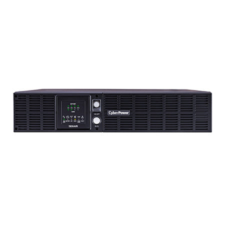 CyberPower 1500-VA 900-watt 8 Outlet Sine Wave UPS with Smart App and LCD Display