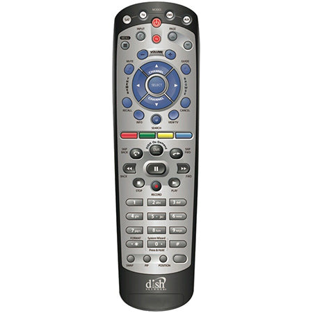 Bell/Dish Network 4 Device Universal Remote Control - Black