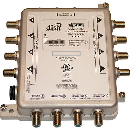 Dish Network/Bell DPP44 4x4 Multi Switch