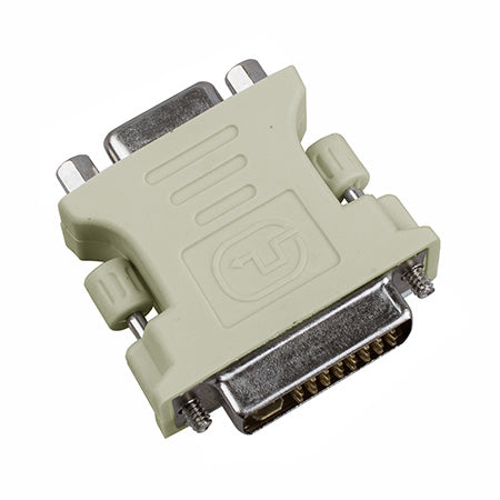 The DVI-D male to VGA Female Conversion Adapter - Neutral