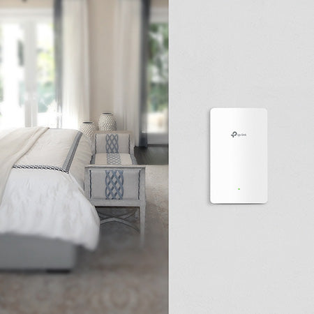 TP-Link Omada AC1200 Wireless MU-MIMO WiFi Wall Plate Access Point