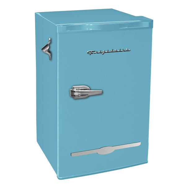 Frigidaire 3.2-cu ft Retro Mini Fridge - Blue