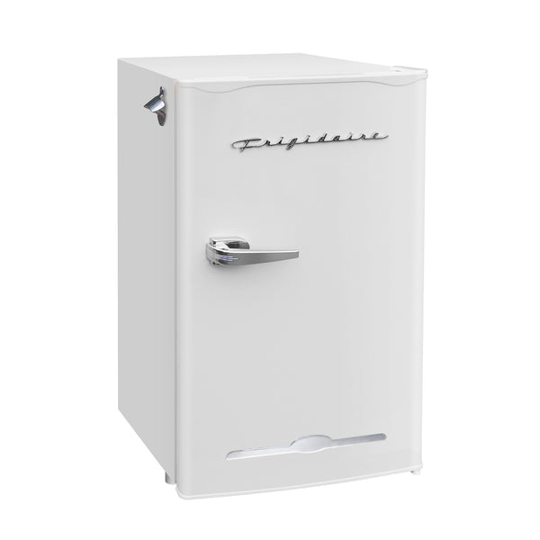 Frigidaire 3.2-cu ft Retro Mini Fridge - White