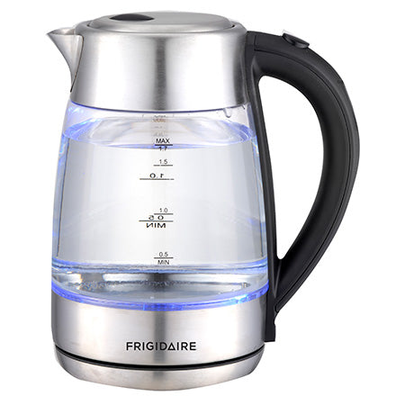 Frigidaire 1.7-litre Glass Kettle with Digital Temperature Control