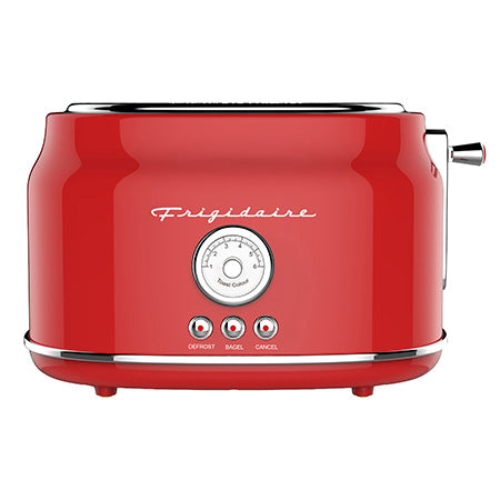 Frigidaire 2 Slice Retro Toaster - Red