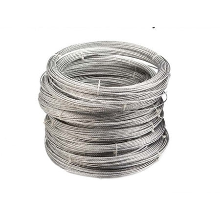 Easy Up Guy wire 6 Strand 20-gauge 50-ft Hanks - 1000-ft