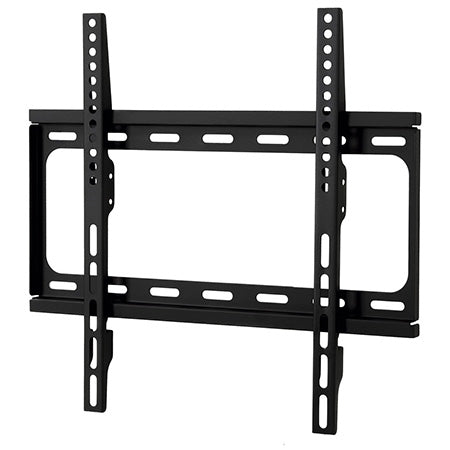 CJ Tech Fixed Low Profile TV Wall Mount 23-in to 46-in - Black
