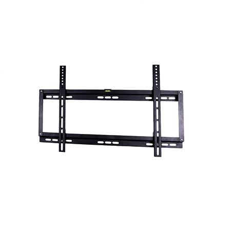 CJ Tech Fixed Low Profile TV Wall Mount 32-in to 65-in - Black