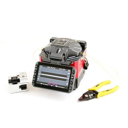 FIS CA-3 Core Alignment Splicer Kit - Black