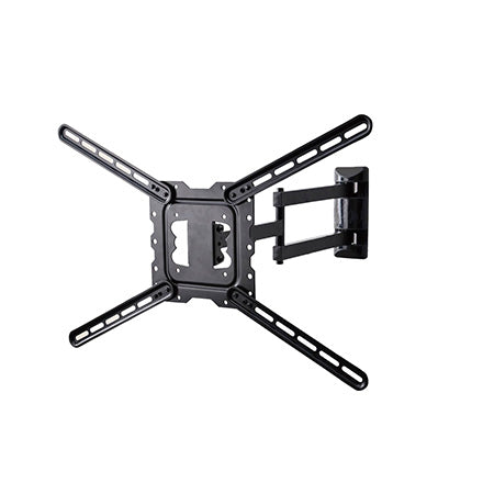 CJ Tech Articulating TV Wall Mount Fits 19-in to 46-in - Black