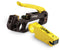 Cable Prep CPT RG-6/RG-59 Stripper and Cable Prep HPT RG-6/RG-59 Hybrid Pocket Compression Tool Kit - Yellow