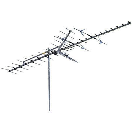 Winegard 168-in UHF/VHF/FM 104-km (65-mile) HDTV Antenna