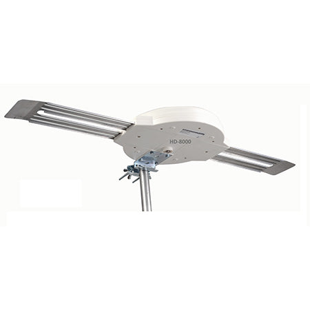 Lava OmniPro Omni Directional Outdoor HDTV Antenna - White