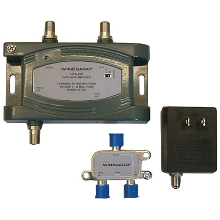 Winegard 24-dB 54-1000-MHz Distribution Amplifier