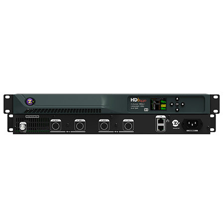 ZeeVee HDb2640 4 Channel HDbridge 2000 Series Encoder / Modulator 1080p