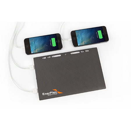 EnerPlex Jumpr 10,000-mAh Power Bank - Grey