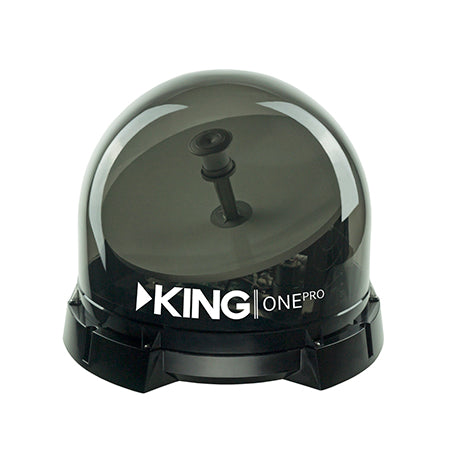KING One Pro Portable Premium Bell/Dish Network Satellite TV Antenna