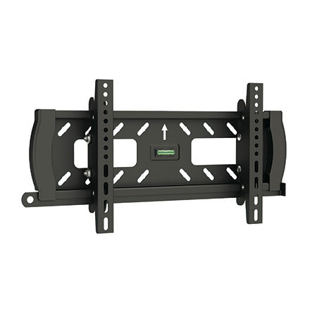 Brateck Tilting Anti-Theft Heavy Duty TV Mount 23-in to 42-in - Black