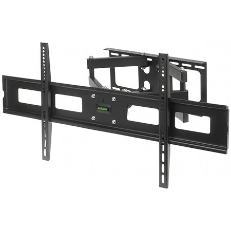 Brateck Articulating LUMI Classic Corner Installation TV Wall Mount 37-in to 63-in - Black