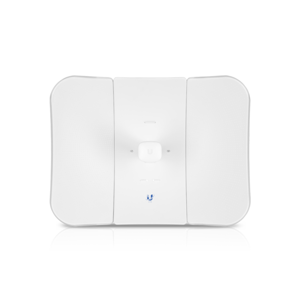 Ubiquiti LTU 5-GHz 26-dBi Point to Multi Point Long Range CPE Radio with High-Power InnerFeed, 30-Km - White