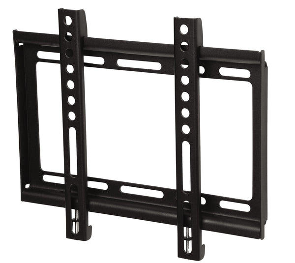 RCA Ultra-Slim Fixed TV Wall Mount 23-in to 50-in - Black