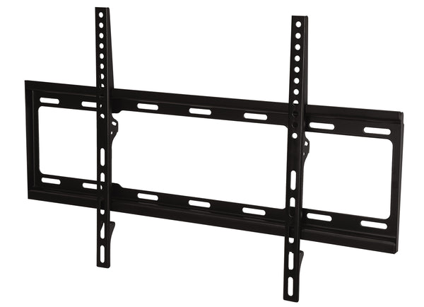 RCA Ultra-Slim Fixed TV Wall Mount 37-in to 80-in - Black