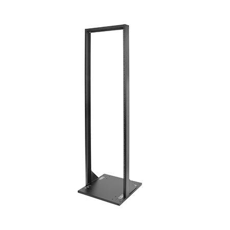Pico 2 Post Equipment Rack - Black