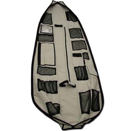 InstallMates Wire Fish Carry Case - Grey