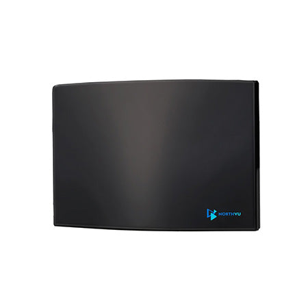 NorthVU 20 Pro Indoor 40-km (25-mile) Digital TV Antenna - Black - Refurbished