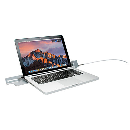 CTA Digital Laptop Security Station - Silver