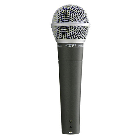 Pyle Professional Dynamic Uni-directional Handheld Microphone with Built-in Acoustic Pop Filter