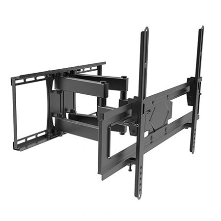 Prime Mounts Articulating Heavy Duty TV Wall Mount 32- to 75-in - Black