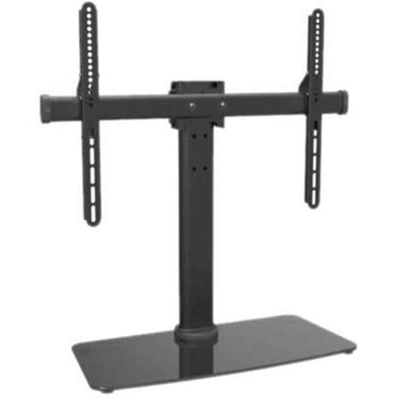 Prime Mounts Swivel TV Desktop Stand with Mount 32-in to 55-in
