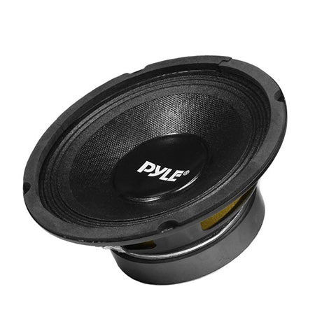 Pyle Pro 8-in 500-watt Premium Series Woofer - Single - Black